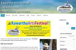 Kawartha Arts Festival