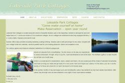 Lakeside Park Cottages