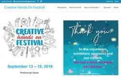 Creative Hands on Festival