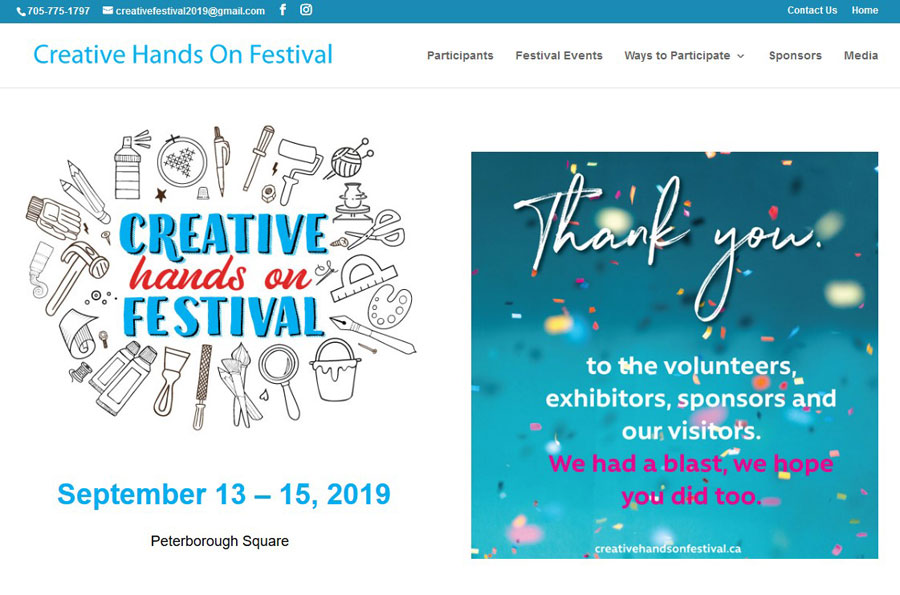 Creative Hands on Festival